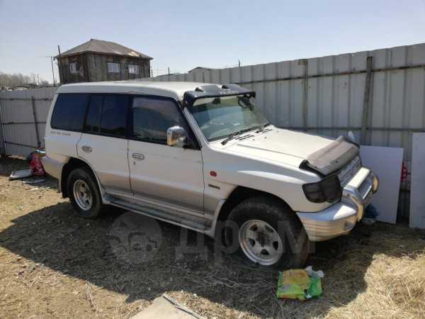Mitsubishi Pajero, 1997 год, 399 999 руб.