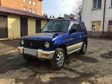 Горно-Алтайск Pajero Mini 1997