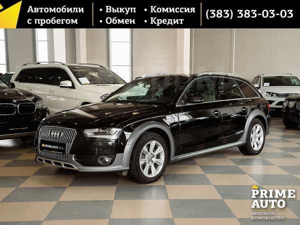 Audi A4 allroad quattro, 2014 год, 1 399 000 руб.