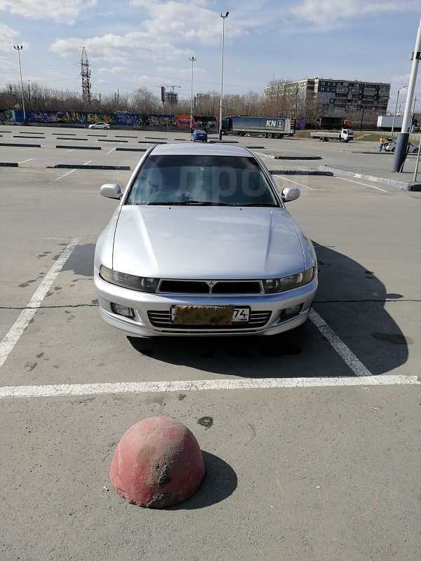 Mitsubishi Galant, 2002 год, 215 000 руб.