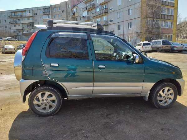Daihatsu Terios Kid, 2002 год, 220 000 руб.