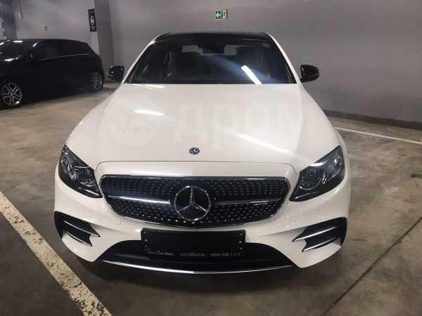 Mercedes-Benz E-Class, 2018 год, 4 600 000 руб.