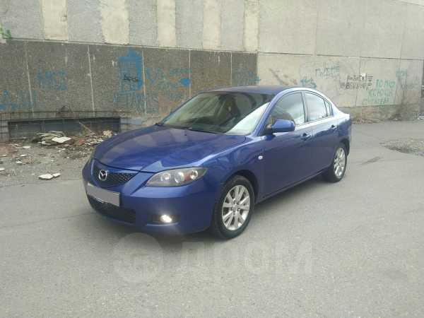 Mazda Mazda3, 2007 год, 333 000 руб.