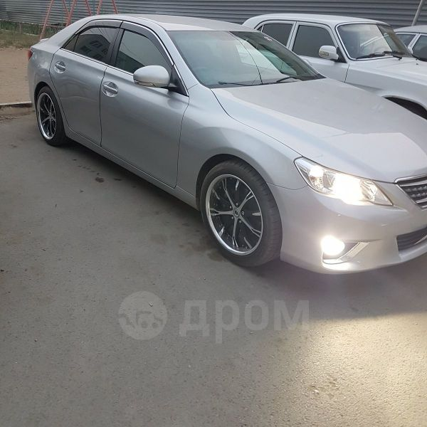Toyota Mark X, 2010 год, 910 000 руб.
