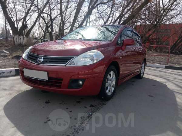 Nissan Tiida, 2011 год, 495 000 руб.