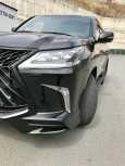 Lexus LX570, 2016 год, 5 700 000 руб.