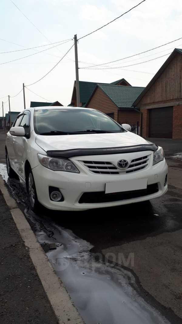 Toyota Corolla, 2011 год, 595 000 руб.