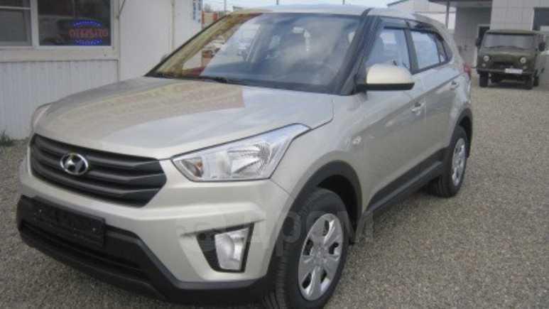 Hyundai Creta, 2019 год, 1 067 000 руб.
