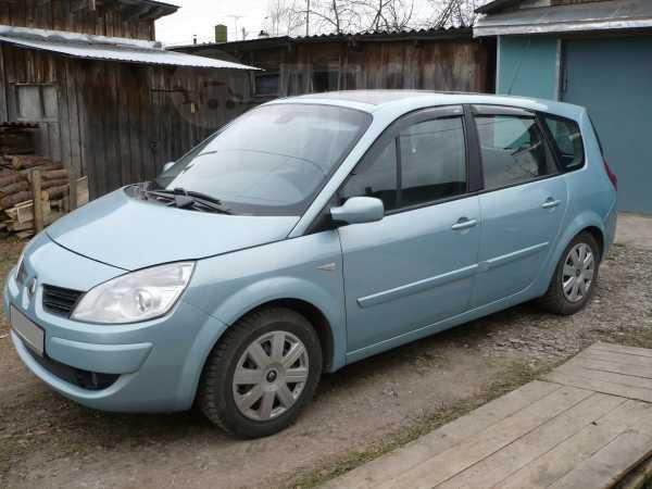 Renault Grand Scenic, 2007 год, 385 000 руб.