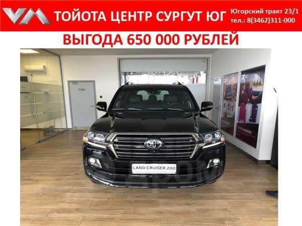 Toyota Land Cruiser, 2018 год, 5 287 000 руб.