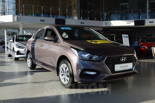 Hyundai Solaris, 2019 год, 885 000 руб.