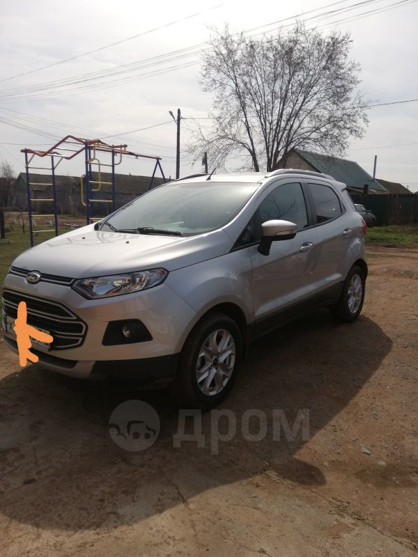 Ford EcoSport, 2015 год, 790 000 руб.
