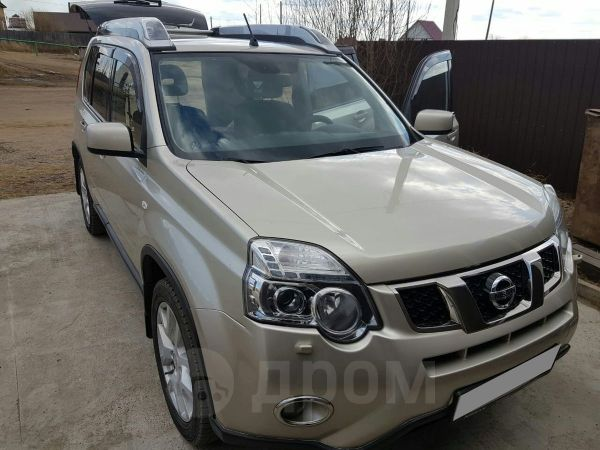 Nissan X-Trail, 2011 год, 870 000 руб.
