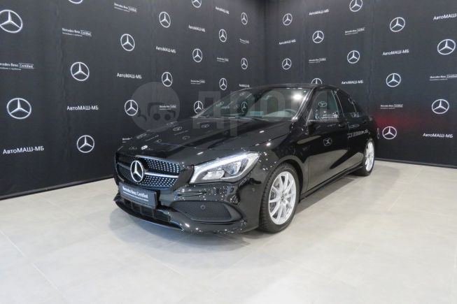 Mercedes-Benz CLA-Class, 2018 год, 2 187 000 руб.