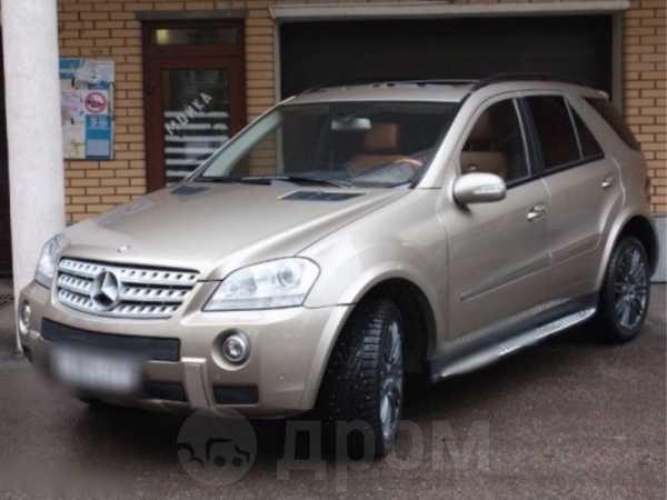 Mercedes-Benz M-Class, 2008 год, 1 050 000 руб.