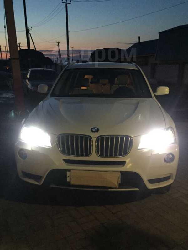 BMW X3, 2014 год, 1 680 000 руб.