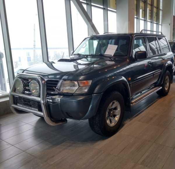 Nissan Patrol, 2002 год, 730 000 руб.