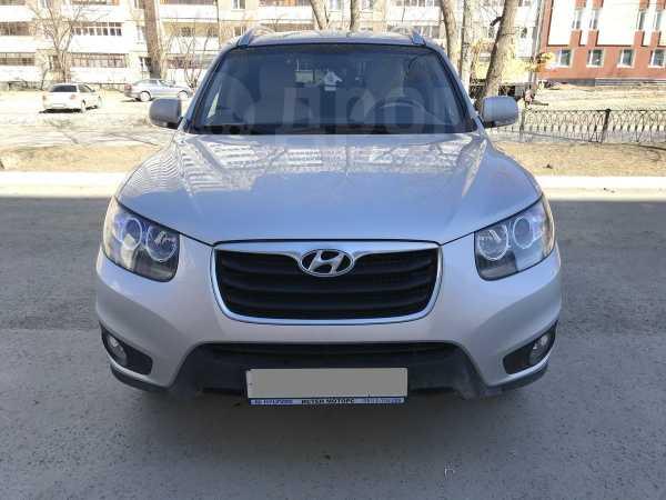 Hyundai Santa Fe, 2010 год, 820 000 руб.
