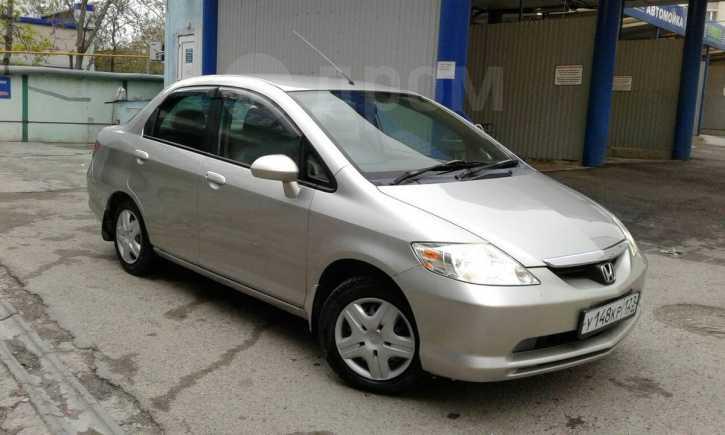 Honda Fit Aria, 2003 год, 255 000 руб.