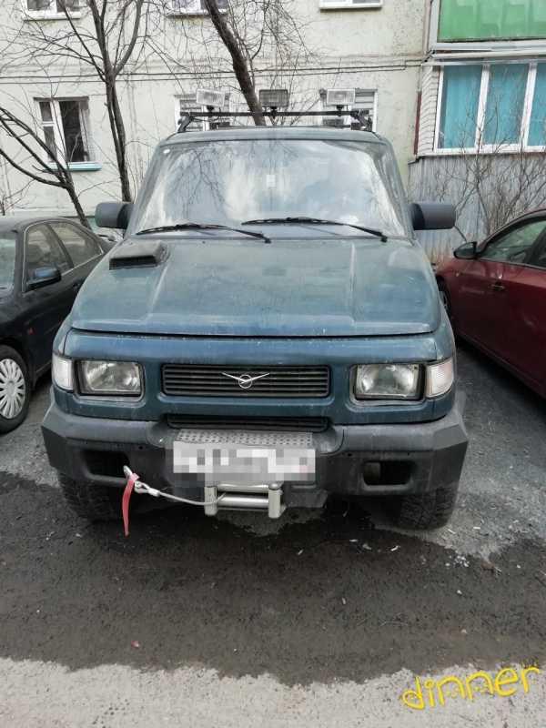 УАЗ Симбир, 2003 год, 200 000 руб.