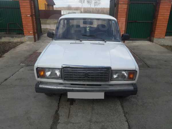 Лада 2107, 2012 год, 80 000 руб.