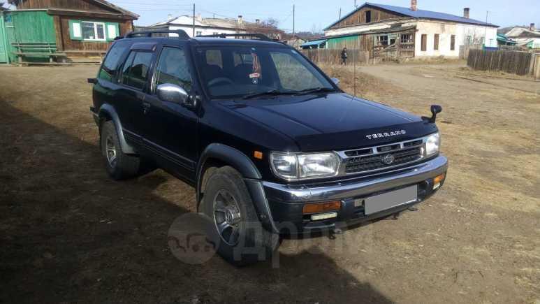 Nissan Terrano, 2000 год, 400 000 руб.