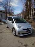 Toyota Ractis, 2015 год, 665 000 руб.