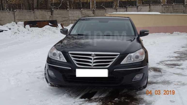 Hyundai Genesis, 2010 год, 680 000 руб.
