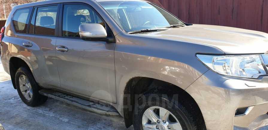 Toyota Land Cruiser Prado, 2019 год, 2 940 000 руб.