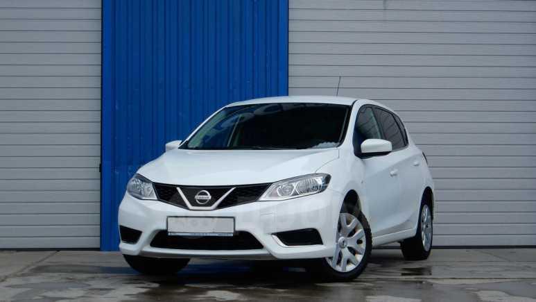 Nissan Tiida, 2015 год, 649 196 руб.