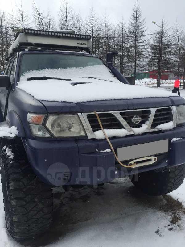 Nissan Patrol, 1998 год, 1 000 000 руб.