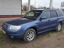 Анапа Forester 2007