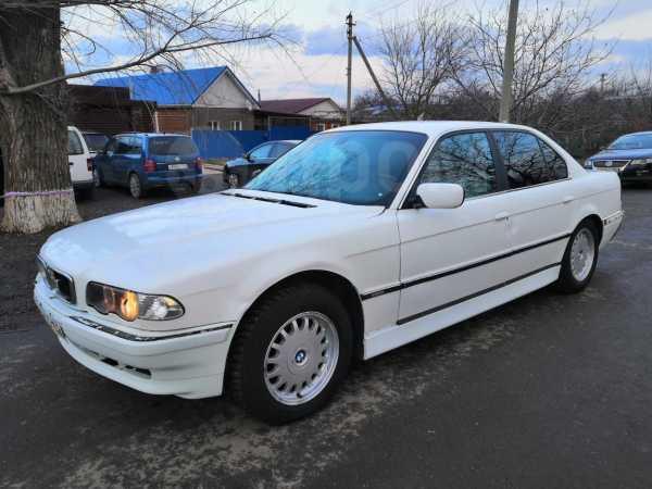 BMW 7-Series, 2000 год, 225 000 руб.