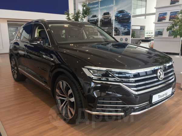 Volkswagen Touareg, 2018 год, 4 877 000 руб.