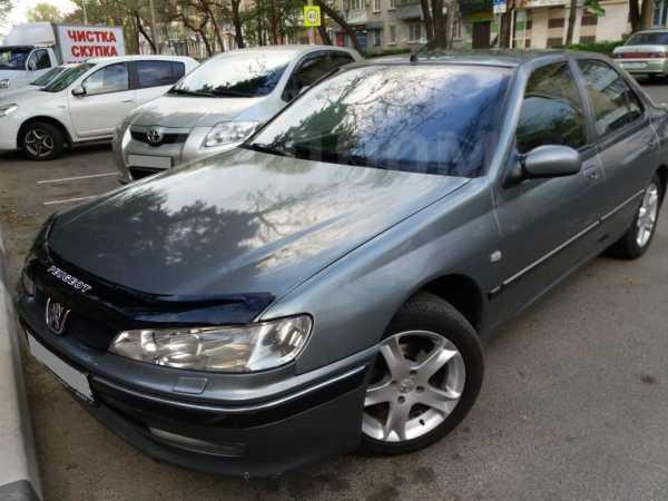Peugeot 406, 2003 год, 215 000 руб.