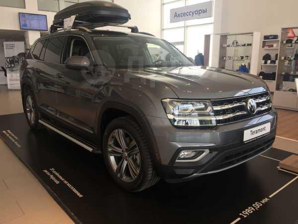Volkswagen Teramont, 2018 год, 3 952 000 руб.