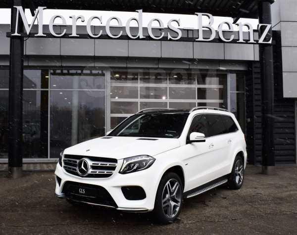 Mercedes-Benz GLS-Class, 2018 год, 7 317 000 руб.