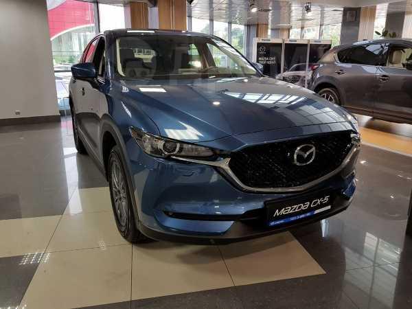 Mazda CX-5, 2019 год, 2 023 716 руб.