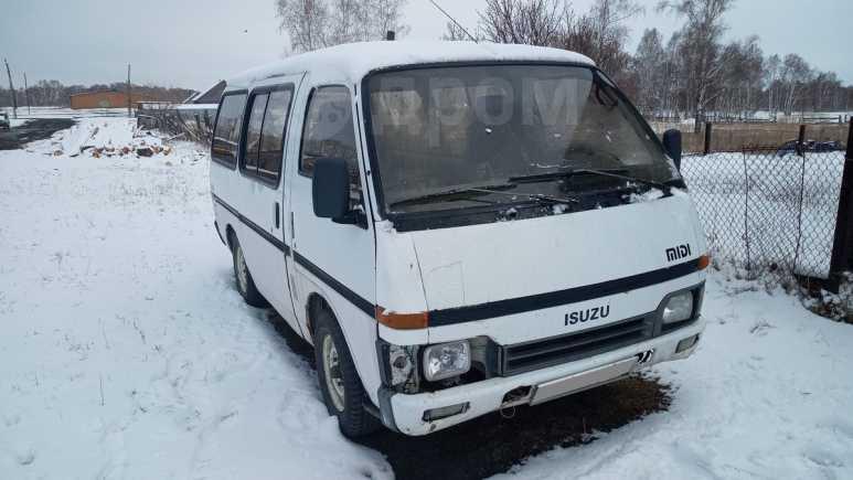 Isuzu Midi, 1992 год, 100 000 руб.