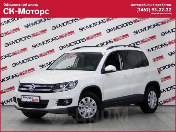 Volkswagen Tiguan, 2013 год, 735 000 руб.