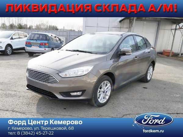Ford Focus, 2019 год, 923 000 руб.