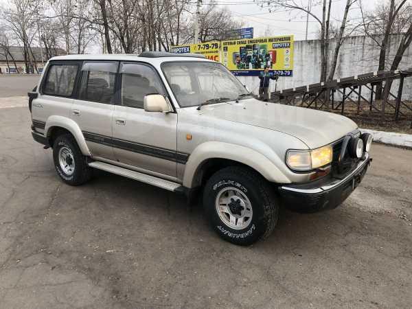Toyota Land Cruiser, 1992 год, 400 000 руб.