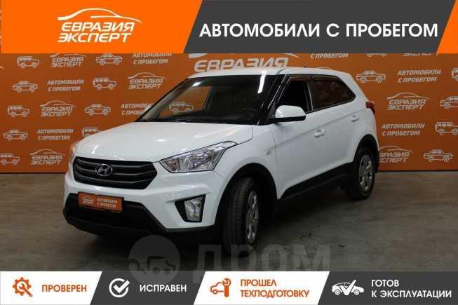 Hyundai Creta, 2016 год, 1 030 000 руб.