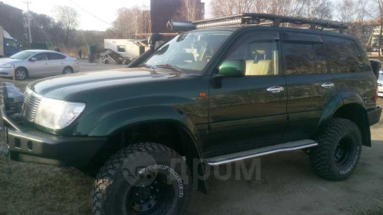 Toyota Land Cruiser, 1999 год, 1 350 000 руб.