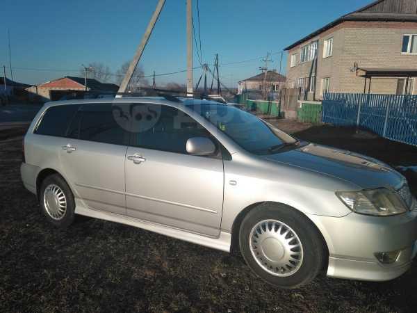 Toyota Corolla Fielder, 2004 год, 375 000 руб.