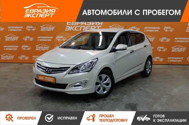 Hyundai Solaris, 2015 год, 649 000 руб.
