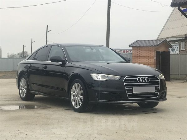 Audi A6, 2016 год, 2 250 000 руб.