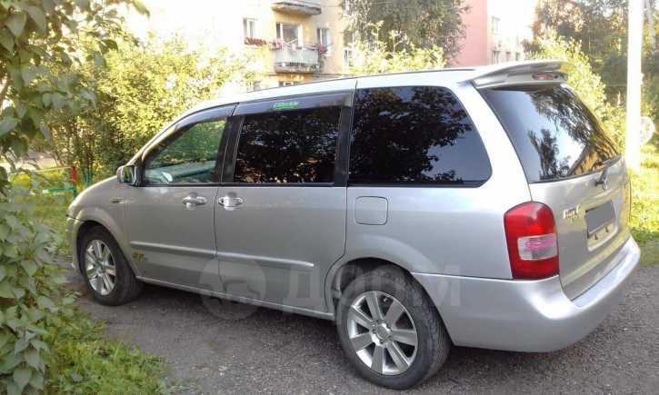 Mazda MPV, 2001 год, 279 000 руб.
