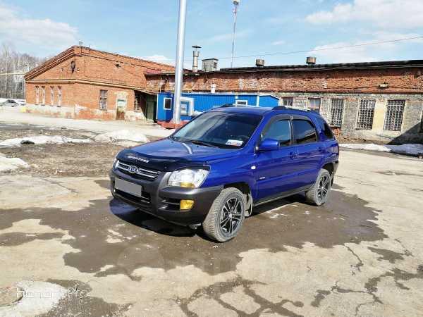 Kia Sportage, 2006 год, 480 000 руб.