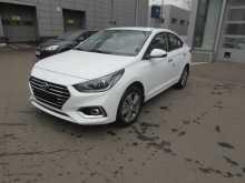 Hyundai Solaris, 2018 г., Москва